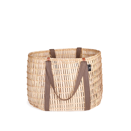 Nguema Open Weave With Handles | M