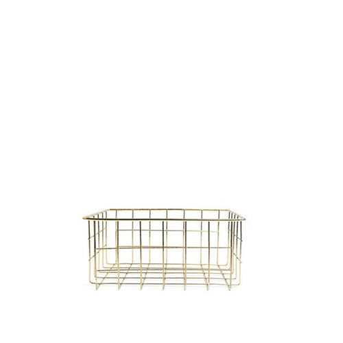 Rectangular Basket | S
