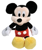 "Disney 10"" Plush Mickey Minnie Mouse Donald Daisy Duck 4 Pack"