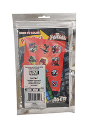 Marvel Ultimate Spider-Man Boys Grab & Go Play Pack Party Favor 10-Pack