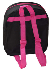 "Girls LOL Surprise Mini Backpack 12"" M.C. Swag w/ 8PK Washable Colormax Markers"