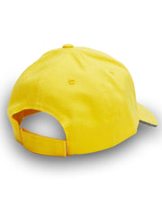 Adult Minions Embroidered Hat Baseball Cap - Yellow