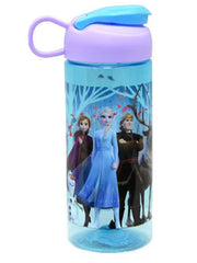 Disney Minnie Mouse & Frozen II Elsa 16.5oz Sullivan Water Bottle 2-Piece Set