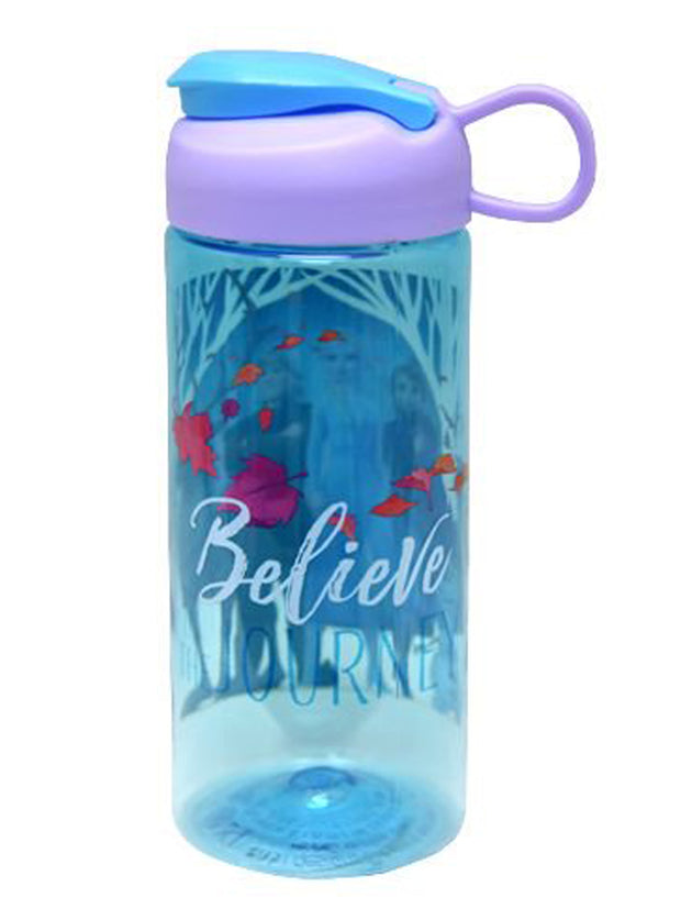 Frozen II Anna Elsa Olaf Sven Sullivan Water Bottle 16.5oz Believe The Journey