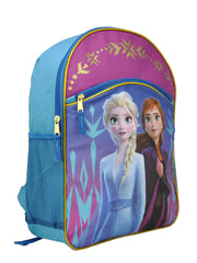 "Disney Frozen II Large 16"" Backpack & Insulated Lunch Bag 2-Piece Set"