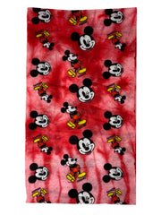 Disney Kids Boys Mickey Mouse All-Over Print Neck Gaiter Wrap Lightweight