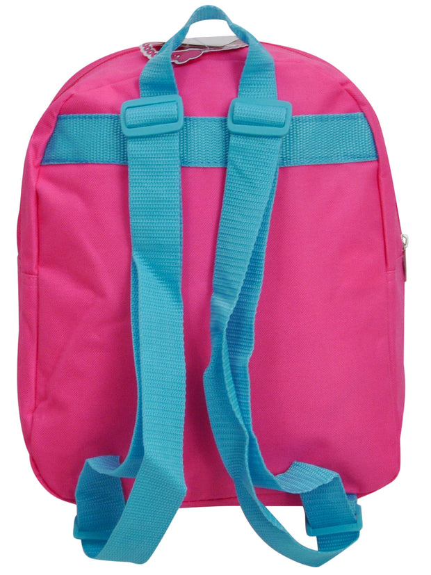 "LOL Surprise Rocker & Diva Mini 12"" Backpack w/ 8PK Washable Colormax Markers"