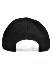 Youth Boys Mickey Mouse Smash Baseball Hat Cap Black Snapback Flat Bill
