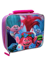 Trolls Poppy & Friends Insulated Lunch Bag Branch Cooper Chenille