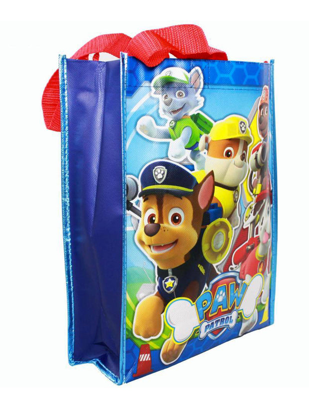 Paw Patrol Throw Blanket 45x60 & Tote Bag 2-Piece Set