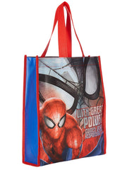"Spider-Man ""Eco Friendly"" Non Woven Tote Bag 12"" 3-Pack"