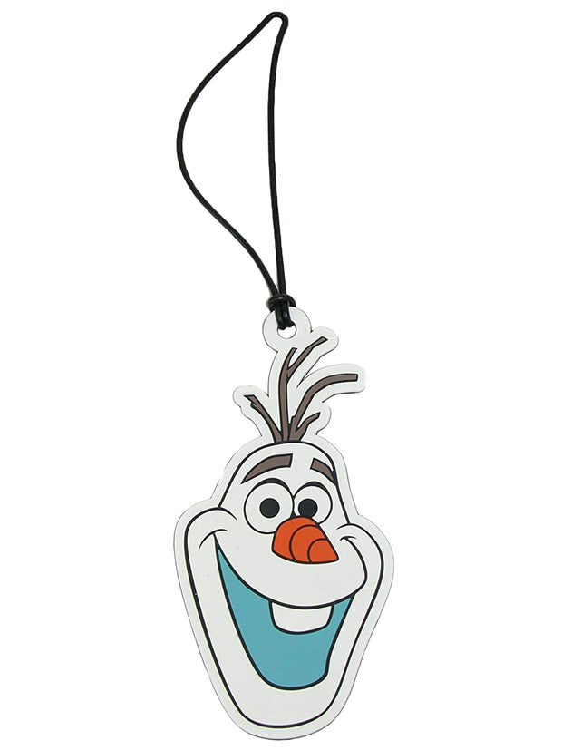 Girls Frozen Movie Anna, Elsa & Olaf Suitcase Travel Luggage Tags 2-Pack