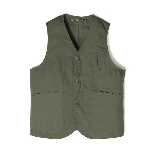 Outdoor Vest-MOS RAW