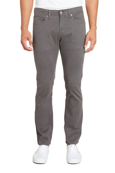 Slim Suedeluxe Jean | Dark Grey