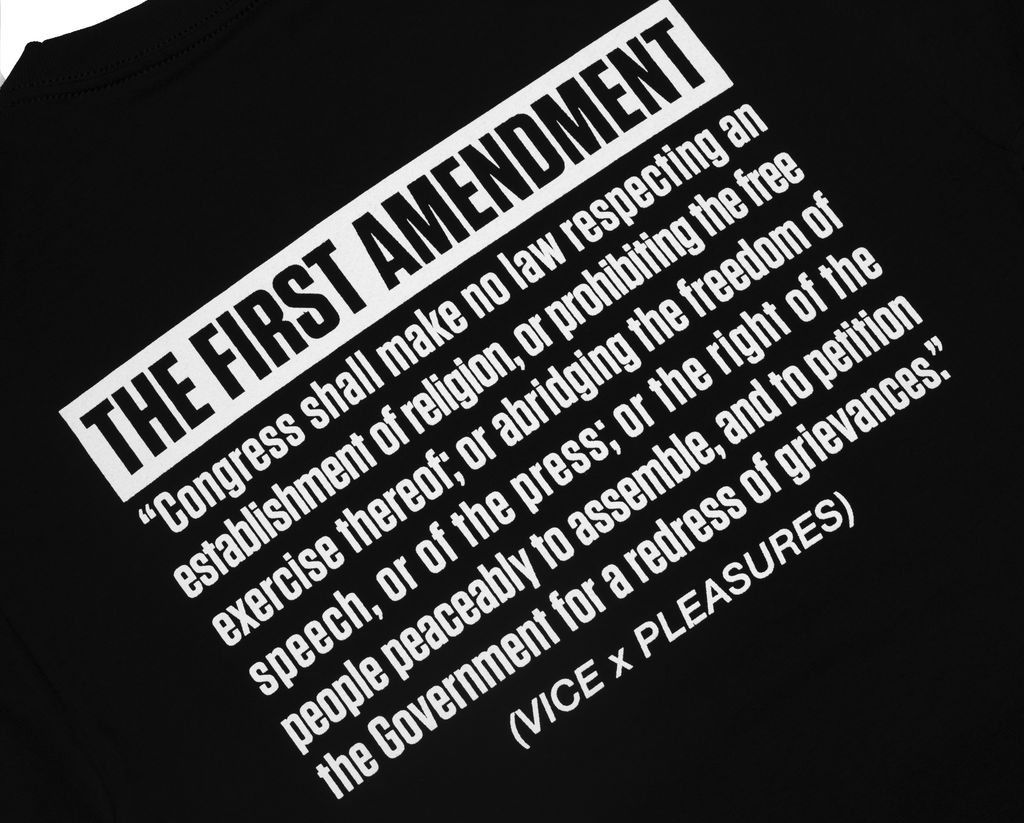 Amendment Tee