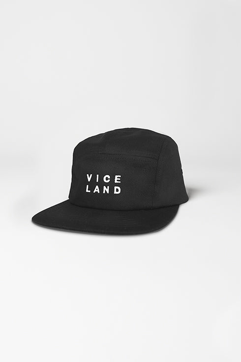 STACKED LOGO CAMP HAT