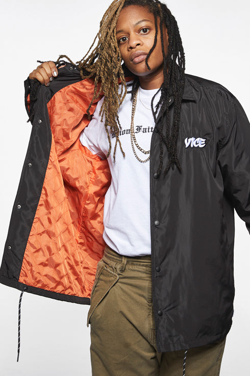 VICE COACH JACKET