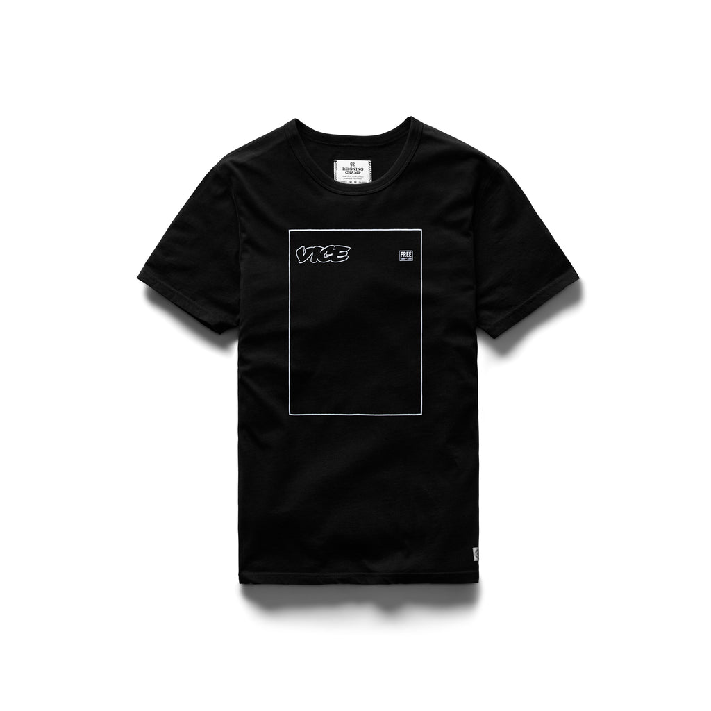 VICE x REIGNING CHAMP PIMA TEE