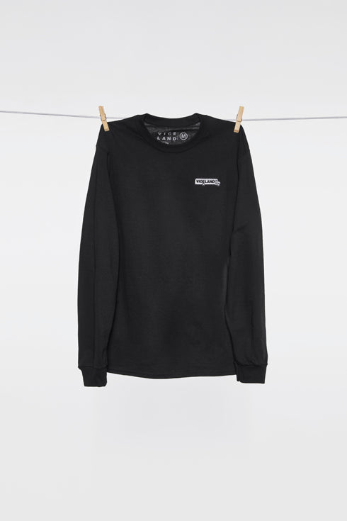 EMBROIDERED BUS LONG-SLEEVE