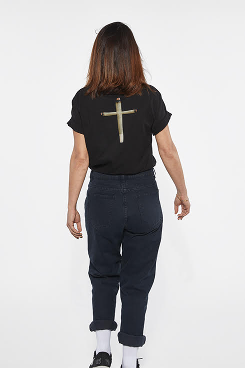 CROSS JOINT T-SHIRT