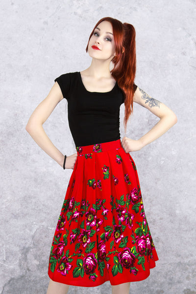 Recultured Designs Polish Folk Highlander Skirt