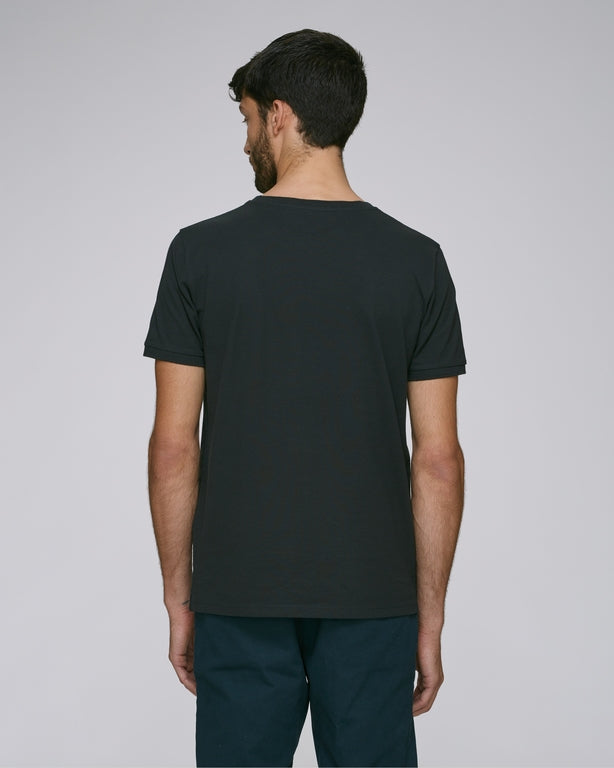 MEN'S PIQUÉ T-SHIRT
