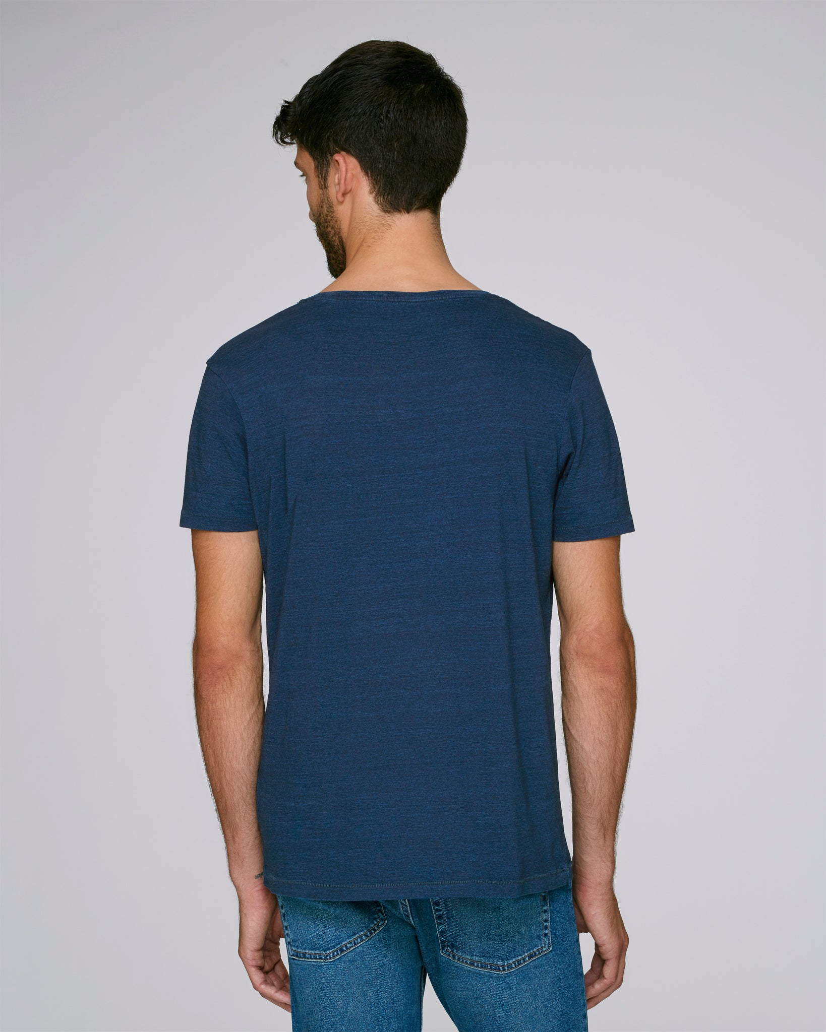 SECRET DENIM T-SHIRT