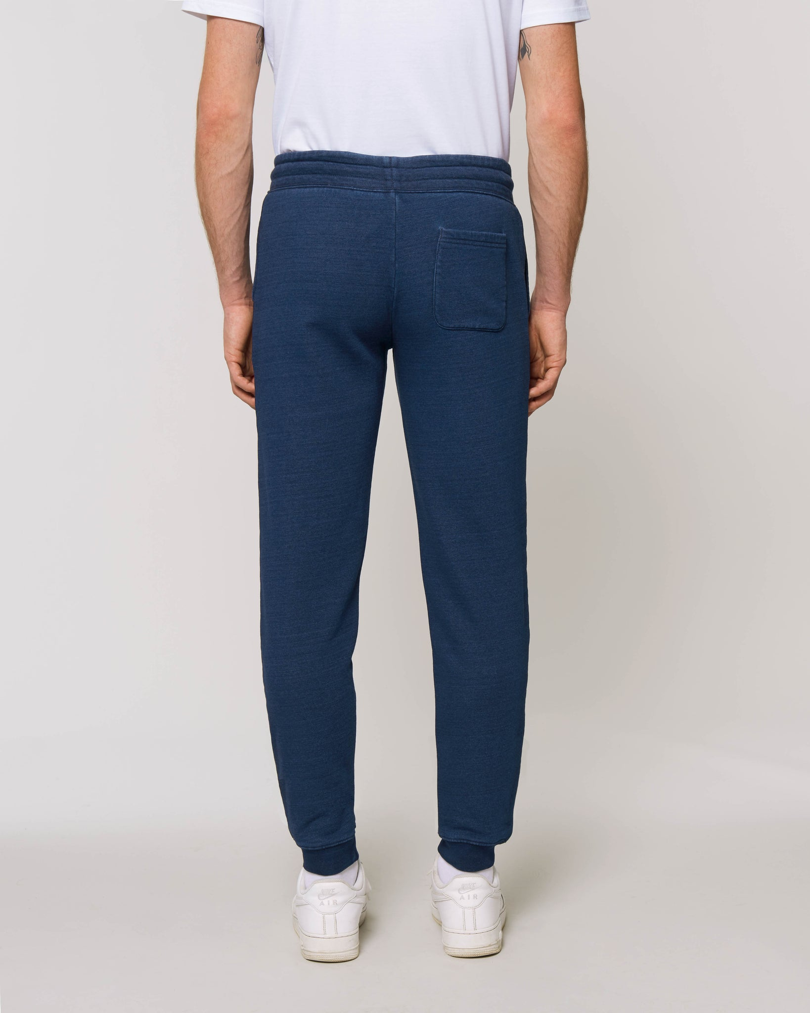DENIM JOGGER PANTS