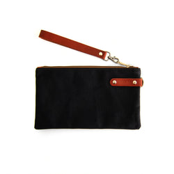 Airporter Clutch - Black