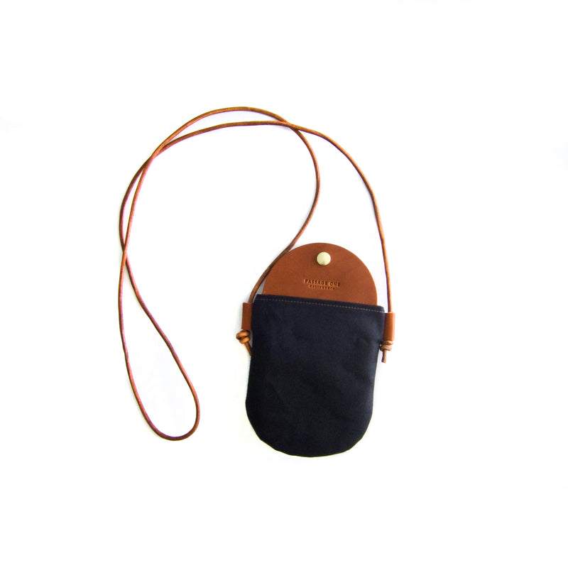 Bali Crossbody Bag - Black