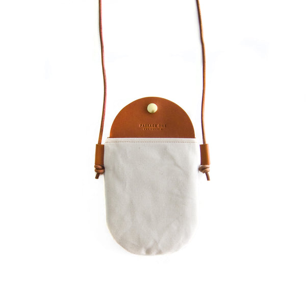 Bali Crossbody Bag - Natural