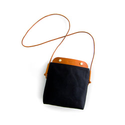 Bahamas Crossbody Bag - Black
