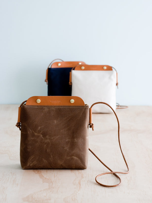 Bahamas Crossbody Bag - Natural