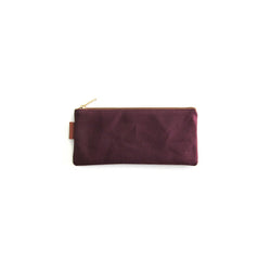 California Pouch - Burgundy