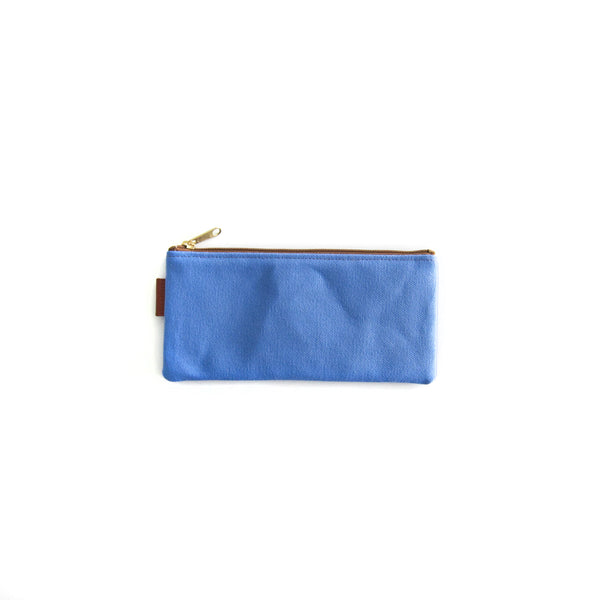 California Pouch - Cornflower Blue