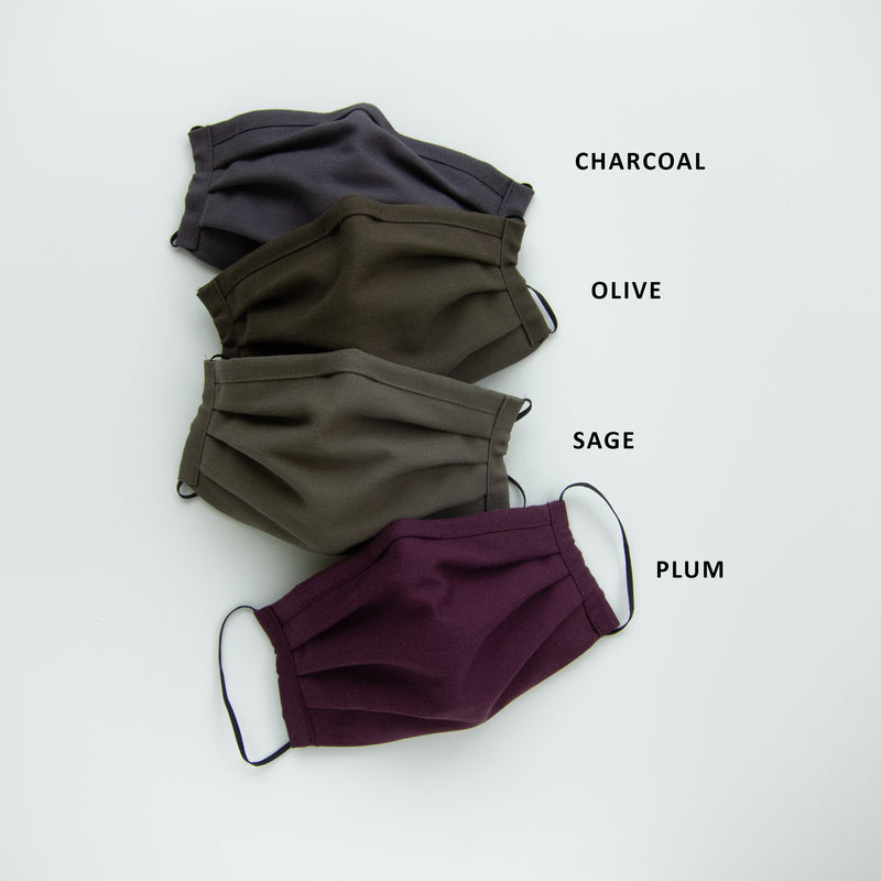 Reusable Face Mask - Buy One + Give One (Adult Size)