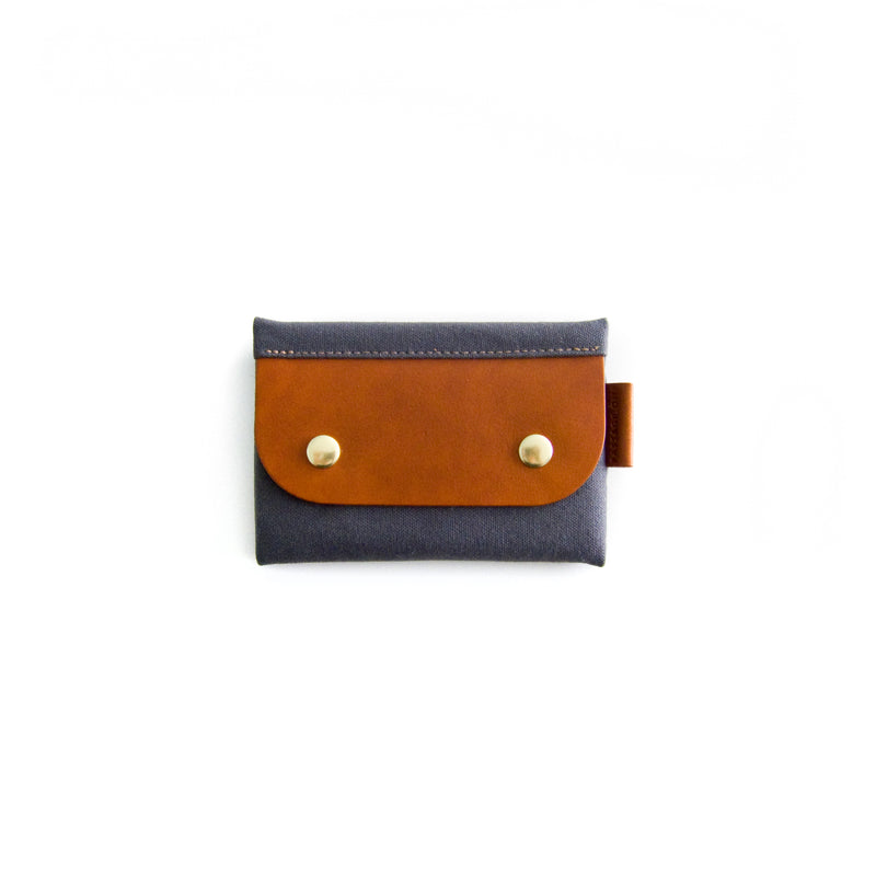 Salzburg Card Wallet - Grey
