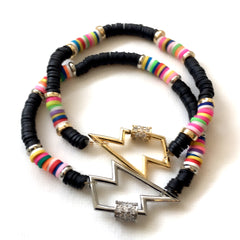 Lighting Bolt Bracelets