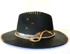 Golden Serpent Chapeaux