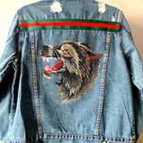 Crystal Wolf Jacket