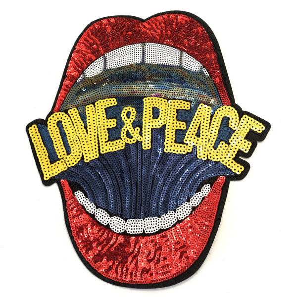 Love & Peace Patch