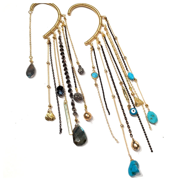 Dramatic Ear Cuffs