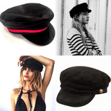 Velvet Greek Fisherman Hat