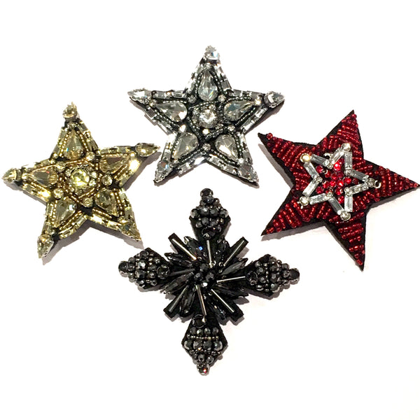 Star Patches or Pins