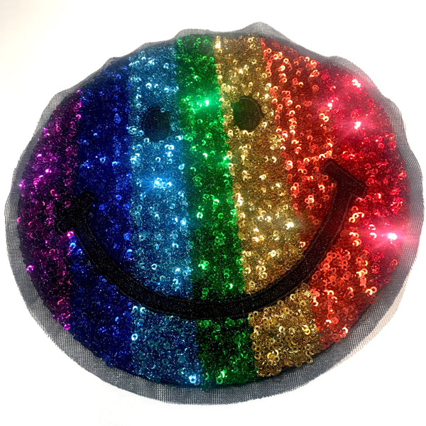 Rainbow Smile Patch