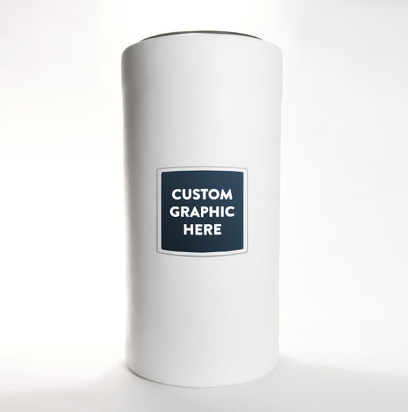 Large Composite Cylinder Time Capsule, Customizable By Heritage Time Capsule
