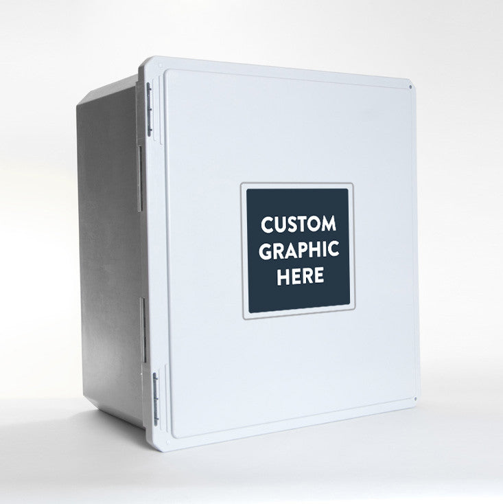 Medium Heritage Time Capsule Composite Rectangle Box