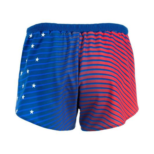 "WOMEN'S 2.5"" PATRIOTIC SHORTS"