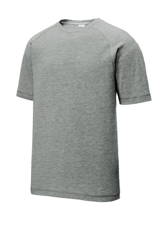 Supporter Tri-Blend Wicking Raglan Tee