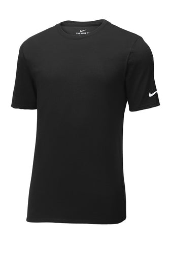 MEN'S NIKE CORE COTTON TEE W/ LOGO LEFT CHEST